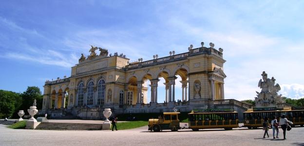 The Gloriette Schonbrunn Vienna