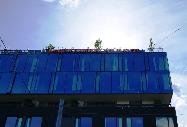 25hours Hotel Vienna Dachboden club