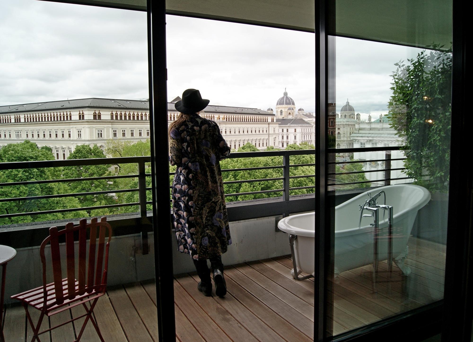 25hours Hotel XL suite Vienna