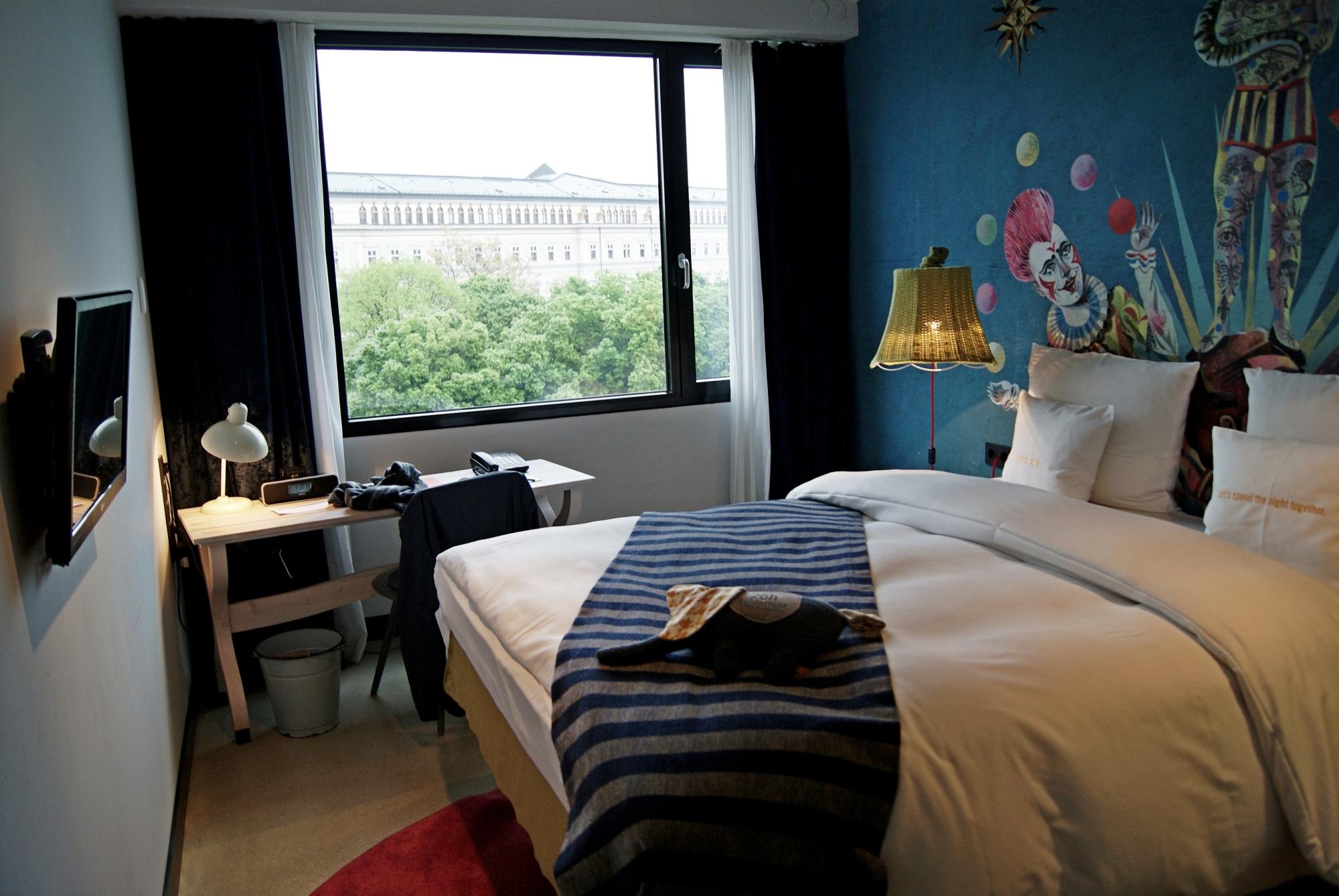 25hours Hotel Vienna M room