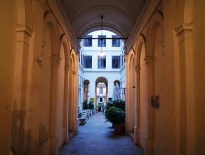 Alleys of Vienna