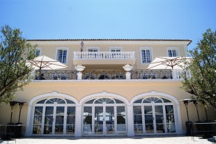 Althoff hotel Villa Belrose facade
