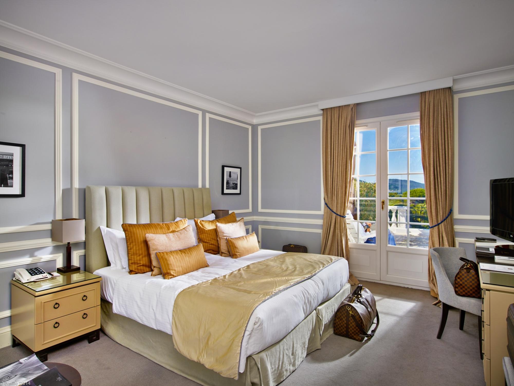 Althoff Hotel Villa Belrose Room