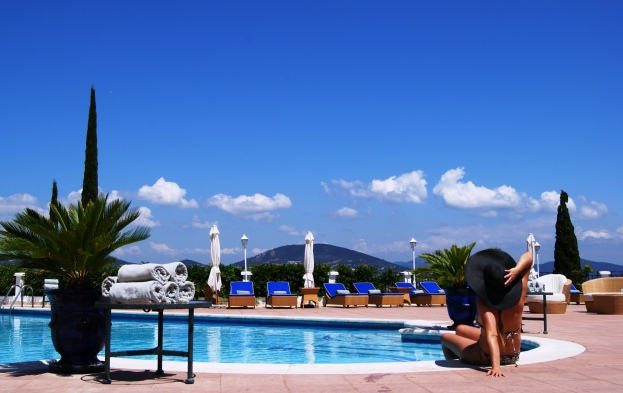 Althoff hotel Villa Belrose swimmingpool