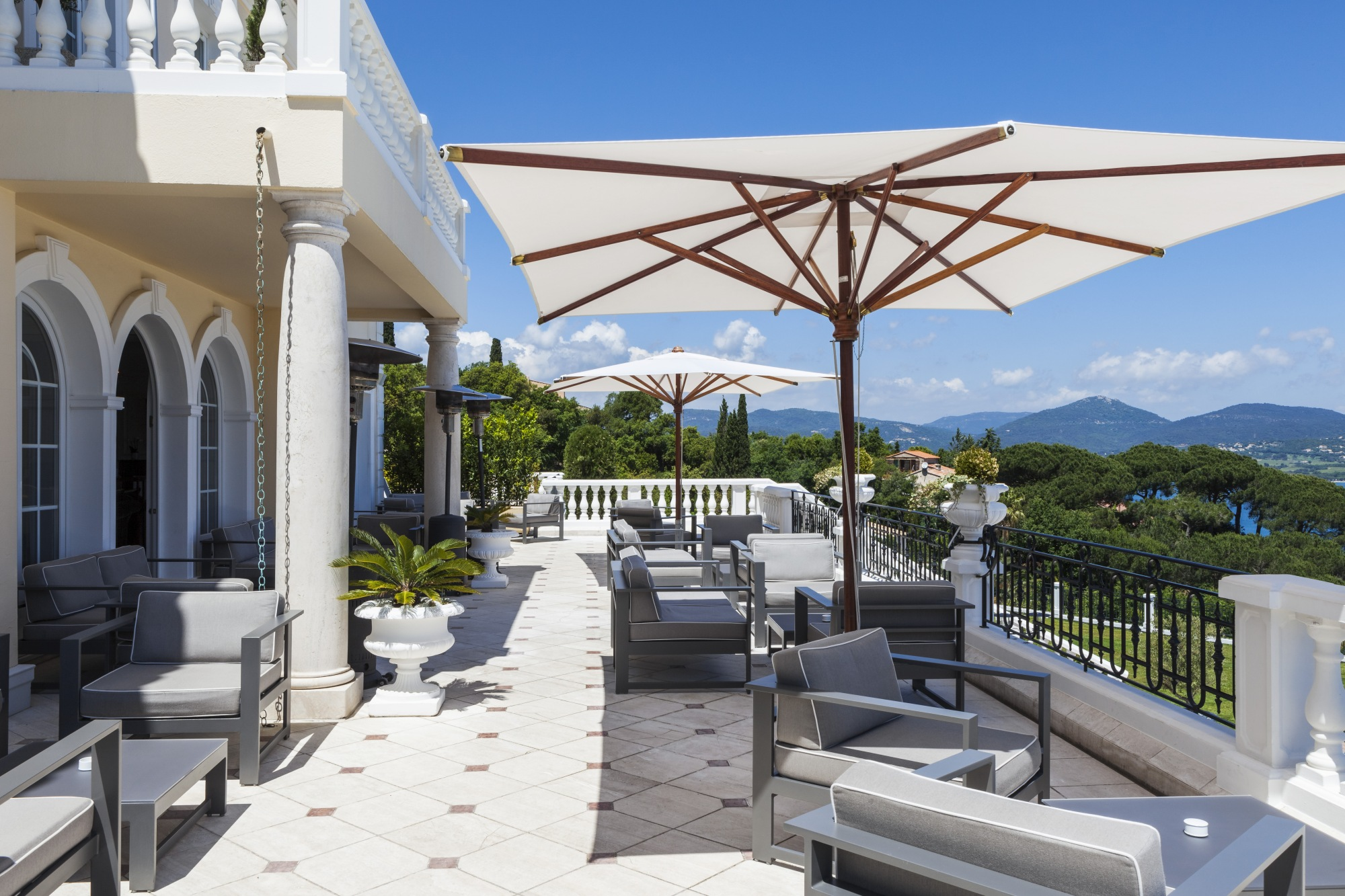 Althoff Hotel Villa Belrose Terrace