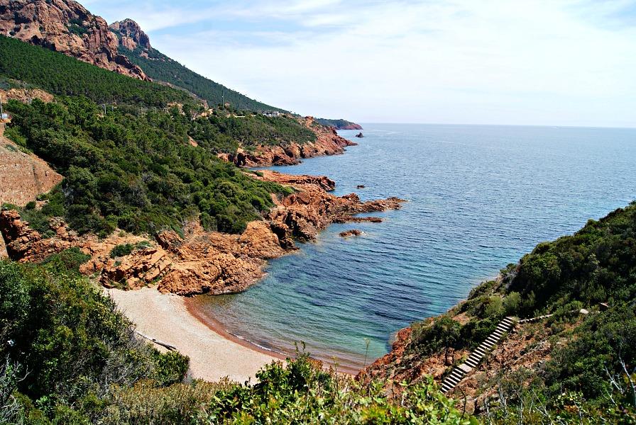 Cap Esterel France