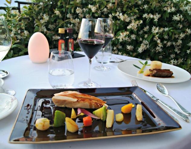 Le Candille dinner (5)