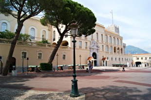 Monaco Palais France