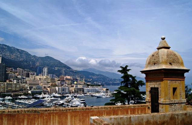 Monaco Palais view France (2)