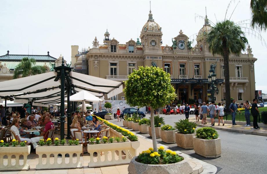 Monte Carlo casino France