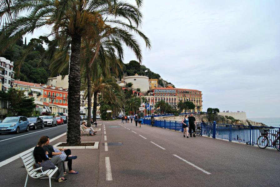Nice Promenade des Anglais France (2)