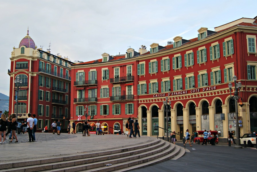 Nice squares France (2)