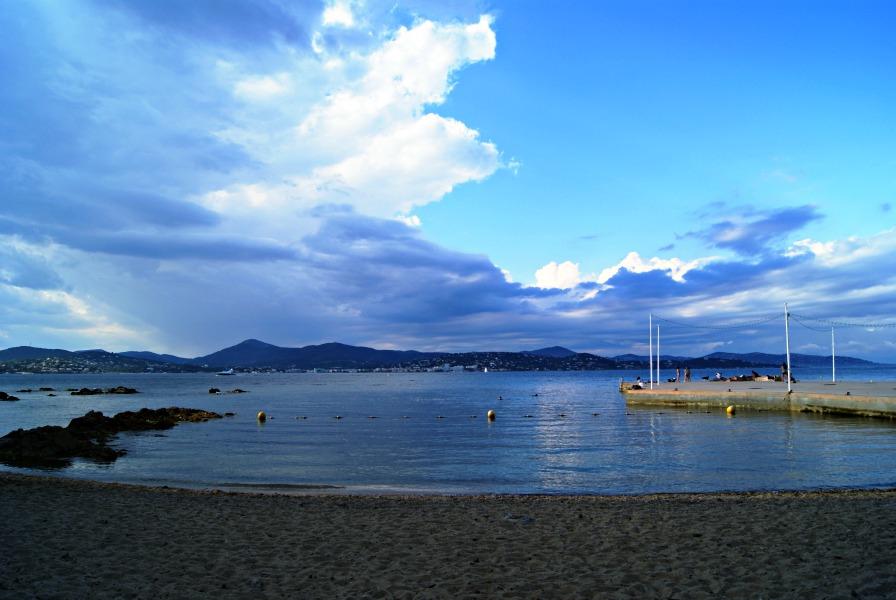St Tropez France quiant beaches