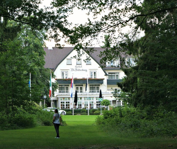 De Bilderberg Hotel Oosterbeek surrounded by nature