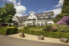 De Bilderberg Hotel Oosterbeek front view (1)