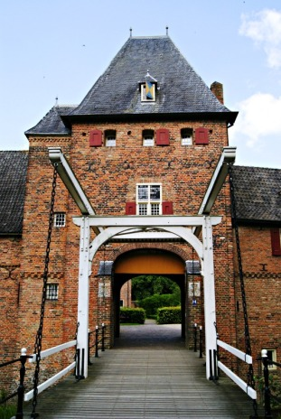 Doorwerth castle on the Dutch Veluwe (2)
