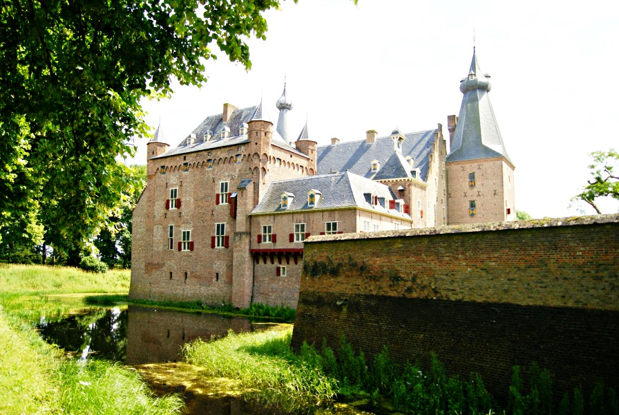 Doorwerth castle on the Dutch Veluwe (4)