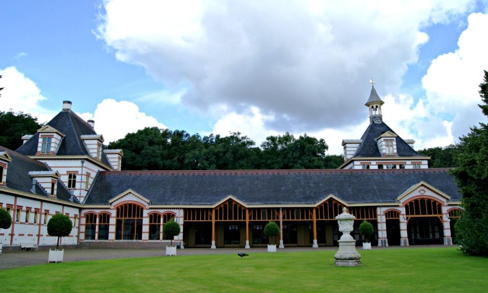Palace het Loo Apeldoorn stables