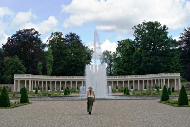 Palace het Loo fountains Apeldoorn