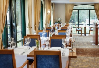Restaurant de Prinsenhof of Residence Groot Heideborgh in Garderen (2)