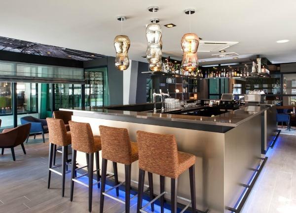 Bilderberg Europa hotel Scheveningen bar