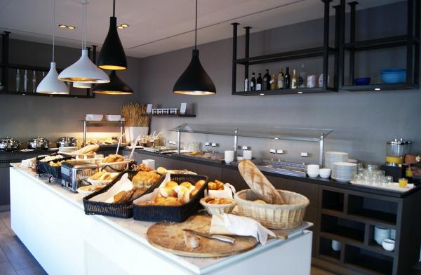 Bilderberg Europa Hotel Scheveningen-Holland breakfast