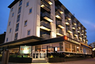 Bilderberg Europa Hotel Scheveningen-Holland facade