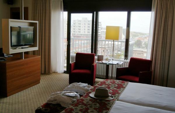 Bilderberg Europa Hotel Scheveningen-Holland room (1)