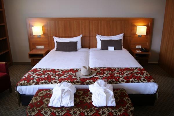 Bilderberg Europa Hotel Scheveningen-Holland room (2)