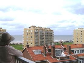 Bilderberg Europa Hotel Scheveningen-Holland sea view