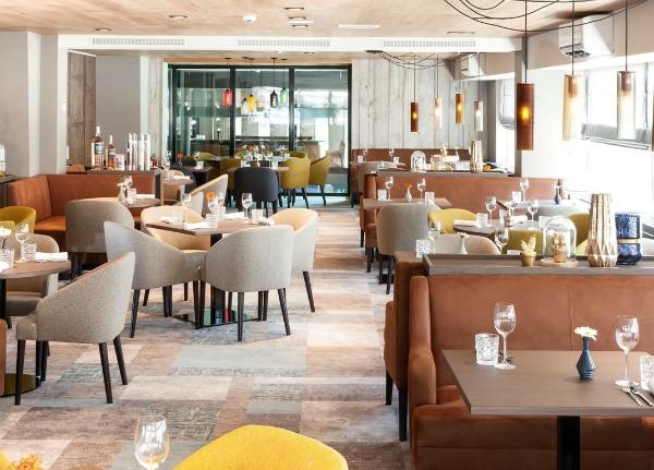 Bilderberg Europa hotel Scheveningen restaurant Salt