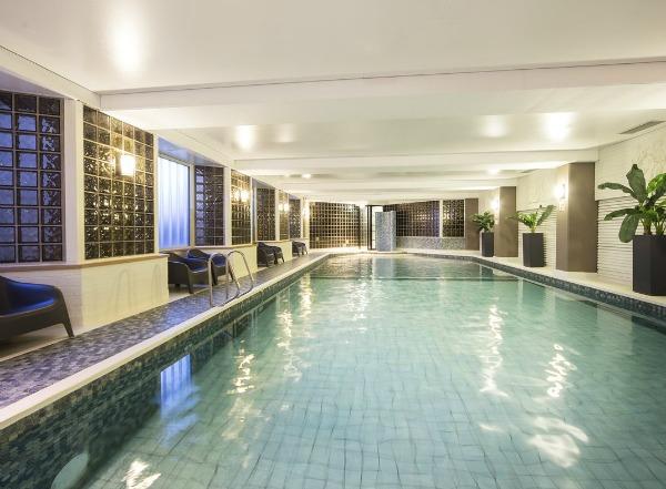 Bilderberg Europa hotel Scheveningen swimmingpool