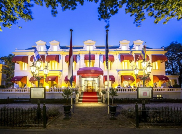 Quaint city getaway at Bilderberg Grand Hotel Wientjes Zwolle - Holland