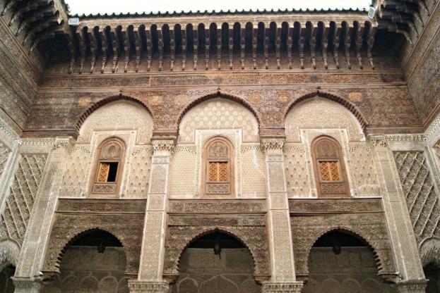 al-attarine-madrassa-fes-morocco