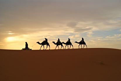 camel-safari-in-merzouga-desert-morocco-3