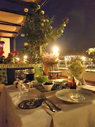 rooftop-dinner-at-palais-amani-fes
